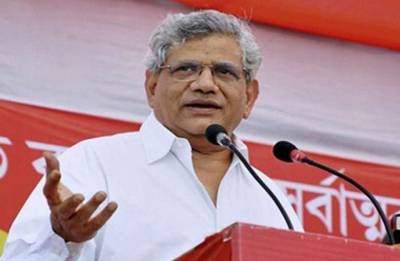 Rise of Indian money in Swiss banks not surprising, says Sitaram Yechury