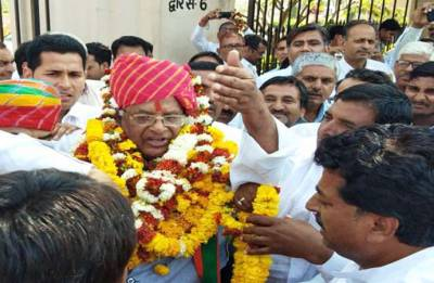 Madan Lal Saini appointed as Rajasthan BJP president