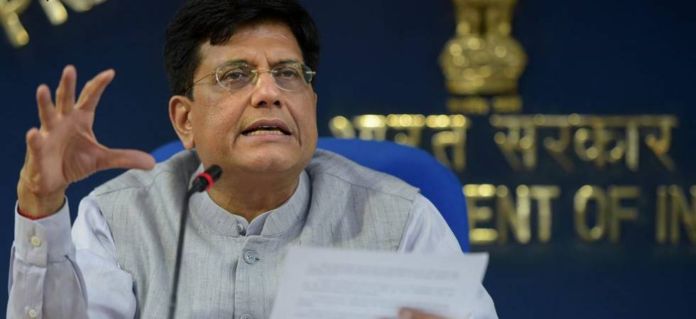 Piyush Goyal assures strong action against illicit Swiss bank deposits (Photo Source: PTI)