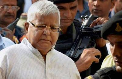 Lalu Prasad Yadav's provisional bail extended till August 17 on health grounds