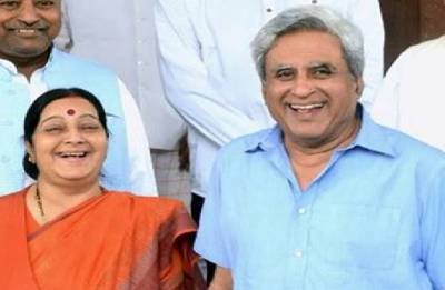 Swaraj trolled on Twitter again, accused of Muslim appeasement