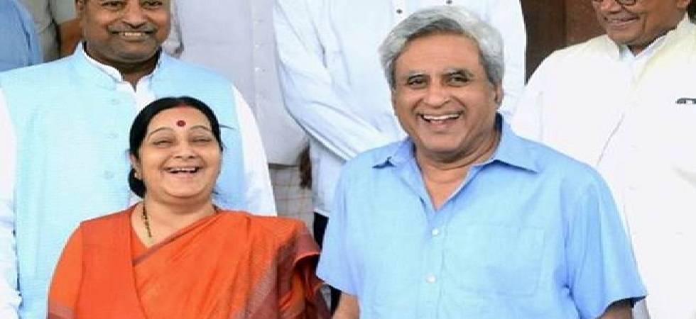 Swaraj trolled on Twitter again, accused of Muslim appeasement (Photo: Twitter)