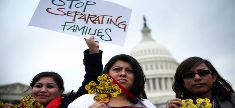 Indian women seeking asylum in US separated from differently-abled son (Photo: PBS.org)