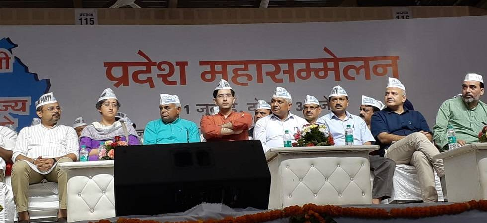 Full statehood for Delhi: Kejriwal urges all parties to unite (Photo: Twitter)