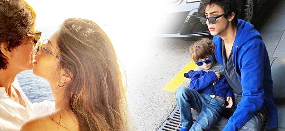 SRK, Suhana's Sun Kissed picture from Barcelona is too cute to handle! (Photo Source: Instagram)