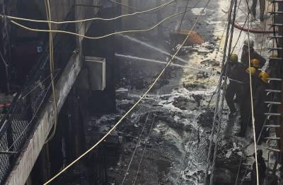 10 killed, 2 injured in Telangana cracker factory fire