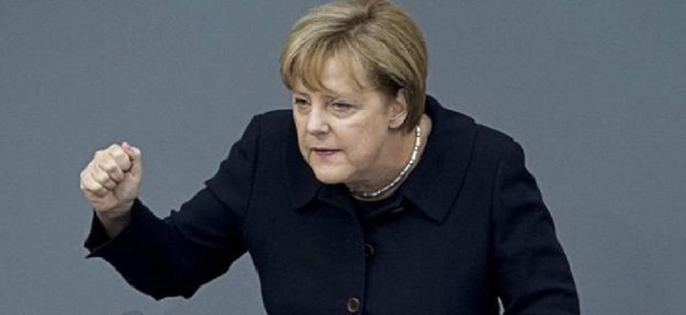 German Chancellor Angela Merkel (Photo: Twitter)