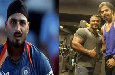Harbhajan Singh will rethink twice before slapping Sreesanth again. Here's why