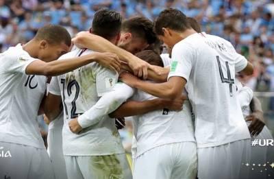 FIFA World Cup 2018 Highlights, Uruguay vs France: Griezmann, Varane goals send France to semifinals