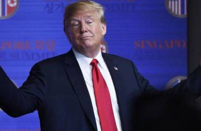 Don't want a new SC justice who engages in 'judicial activism': Trump