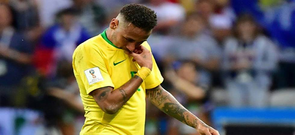 FIFA World Cup 2018: Brazil exit 'saddest moment of my career,' says Neymar (Photo: PTI)