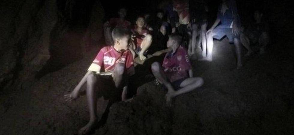 Over 100 'chimneys' drilled into mountain to reach trapped Thai boys