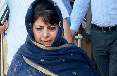 Let Kashmir join China-Pakistan Economic Corridor, says Mehbooba Mufti