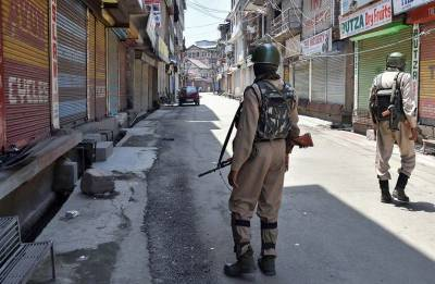 J&K: Strike disrupts normal life on Burhan Wani death anniversary; Amarnath Yatra suspended