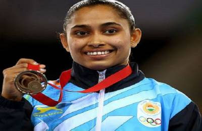 Dipa Karmakar wins gold in Gymnastics World Cup