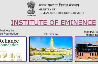 Six universities, including Jio Institute, awarded status of 'institutions of eminence'