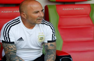 Argentina to 'sack' coach Jorge Sampaoli