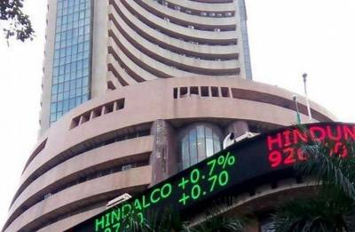Sensex rises over 200 pts on firm Asian cues