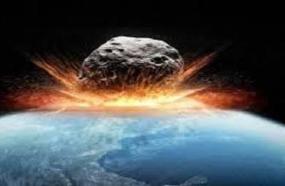 Asteroid fragment found in Botswana's Kalahari Game Reserve