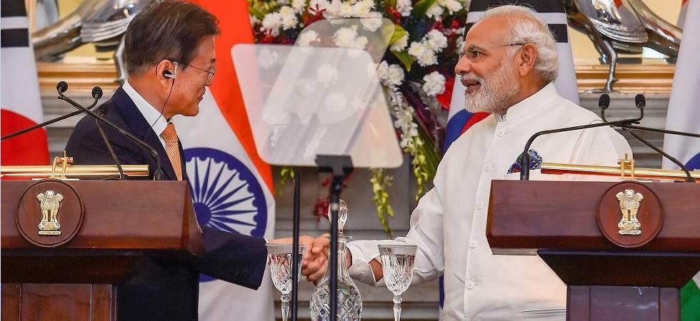 India will make efforts to ensure peace in Korean peninsula: PM Modi (Photo Source: PTI)