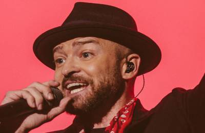 Justin Timberlake to screen FIFA World Cup semifinal at his 'Suit and Tie' concert