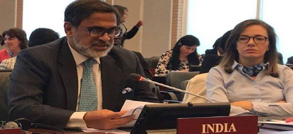 Ambassador and Permanent Representative of India to OPCW, Venu Rajamony (Photo: Facebook)
