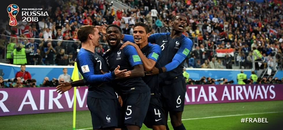 FIFA World Cup 2018: Umtiti on scoresheet as France defeat Belgium by 1-0, progress to final