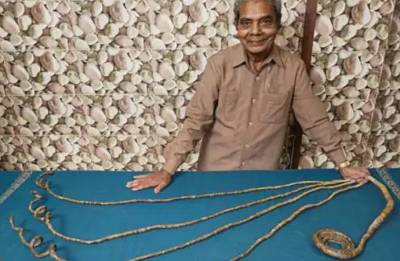 Shridhar Chillal: Man with longest fingernails will cut them after 66 years