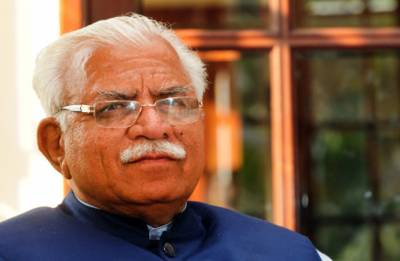 No government facilities to rape accused in Haryana, says CM Manohar Lal Khattar