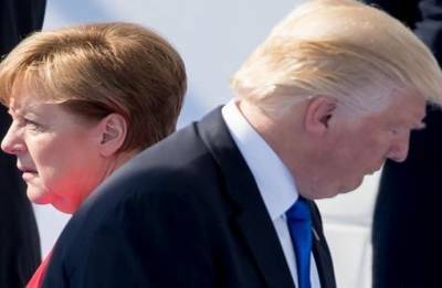 Trump's fireworks in Europe may burn US interest in world