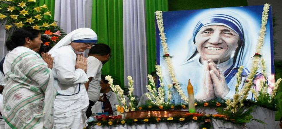 'BJP want to spare no one,' Mamata Banerjee accuses BJP of targeting Mother Teresa's missionaries (Photo: MotherTeresa.org)