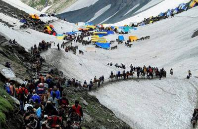 Amarnath Yatra 2018: 13 pilgrims injured as minibus rams into truck in J&K's Udhampur