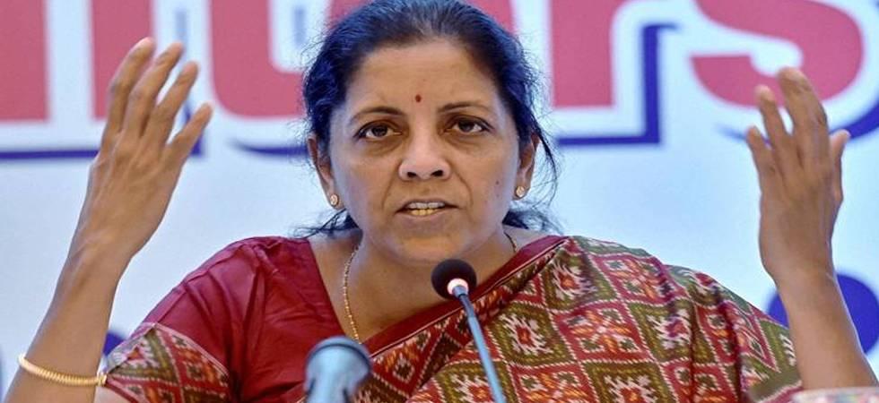 Congress responsible for dividing India, says Nirmala Sitharaman (Photo: PTI)