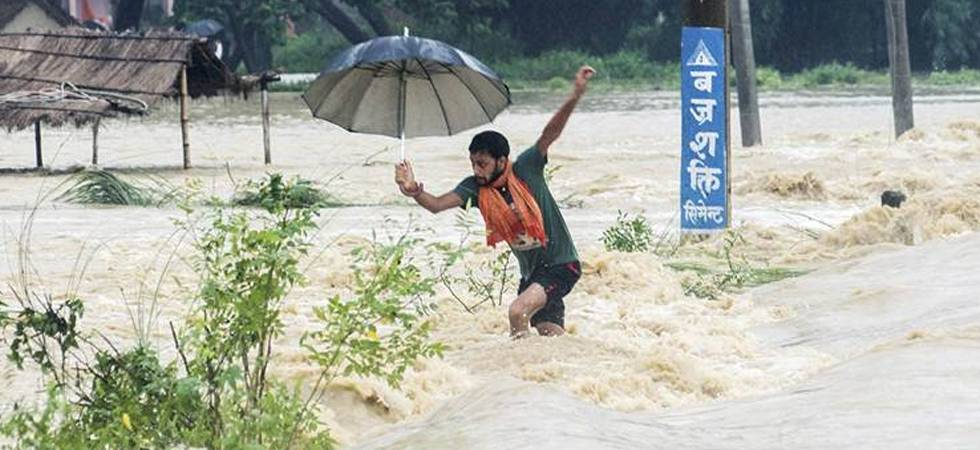 Massive flood, landslide kills eight in Nepal (PTI Photo)