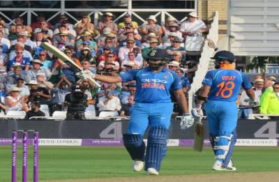 1st ODI: Kuldeep's magic, Rohit's grace take India to emphatic victory
