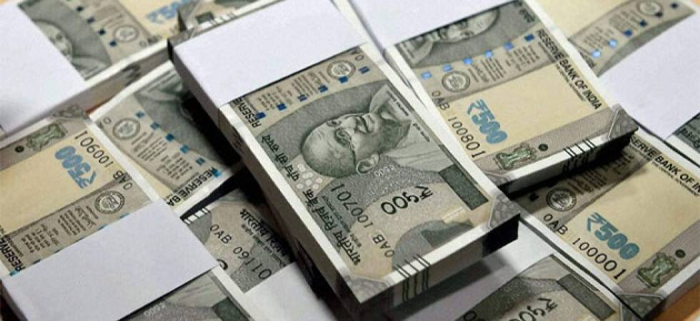 Rupee rises 25 paise to hit 3-week high against US dollar