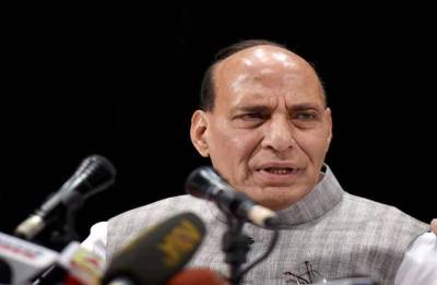 Rajnath calls on Bangladesh PM, discusses issues of mutual concern