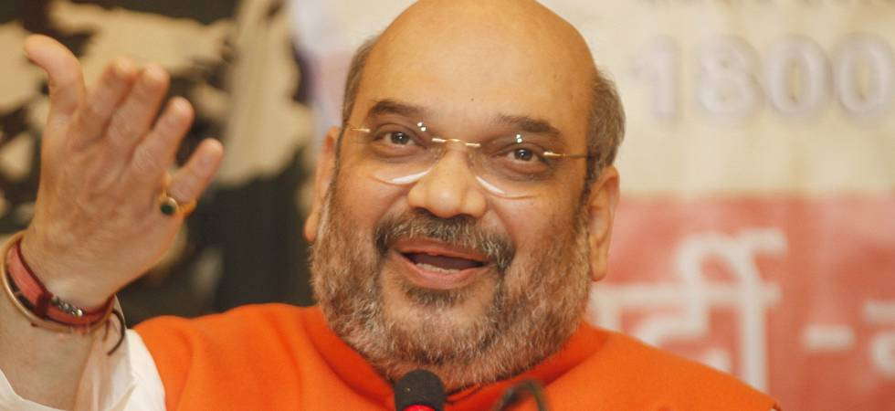 BJP says Ram Temple issue not on agenda, denies Amit Shah's remarks
