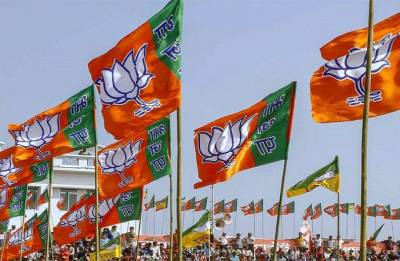 BJP announces 8-member panel for panchayat, municipality polls in J-K