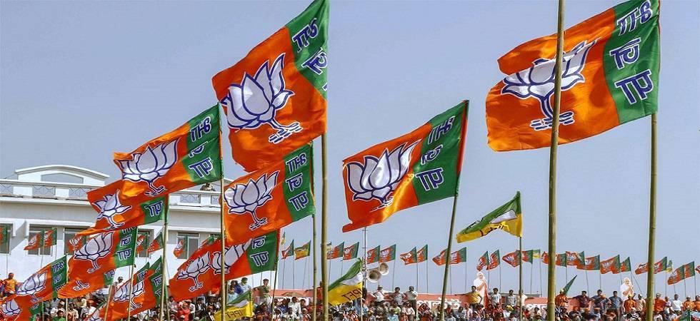 BJP announces 8-member panel for panchayat, municipality polls in J-K (File photo)