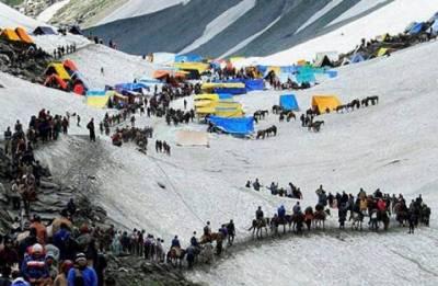 Fresh batch of pilgrims leave for Amarnath yatra