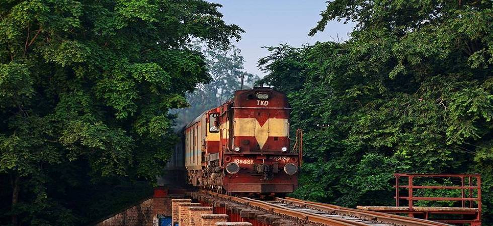 Trains to slow down while passing through Rajaji Tiger Reserve (Photo: Facebook)