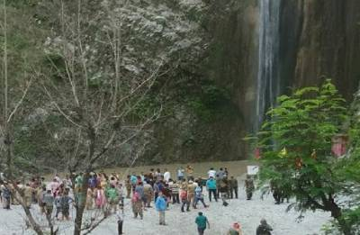 Jammu and Kashmir: Four killed, 25 injured as huge rock rolls down waterfall in Reasi