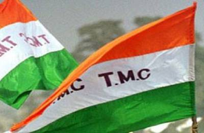 TMC party office with puja room triggers controversy