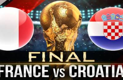 FIFA World Cup 2018 Final, France vs Croatia: Countdown to ultimate showdown begins!