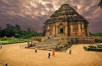 Replica of Sun temple to become reality: Raghunath Mohapatra