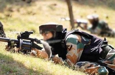 Kashmir: Encounter underway in Kupwara; militant killed, two jawans injured