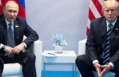 Donald Trump, Vladimir Putin hold historic summit; vow 'extraordinary relationship'