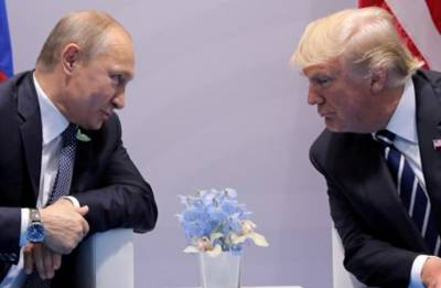 Amid soaring tensions, Trump-Putin to go one-on-one today