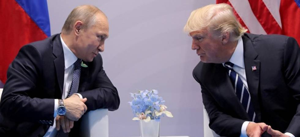 Amid soring tensions, Trump-Putin to go one-on-one today